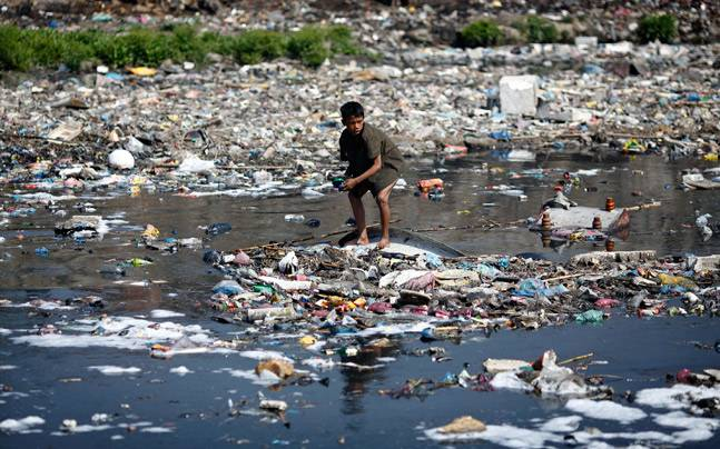 Say no to Production of Polythene Bags For last many years we have seen that man