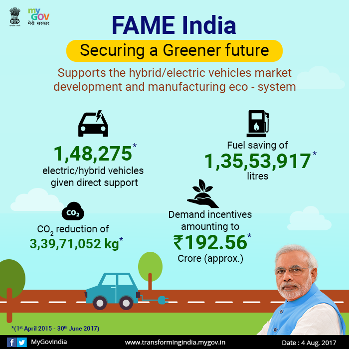 Fame India - Securing a Greener Future