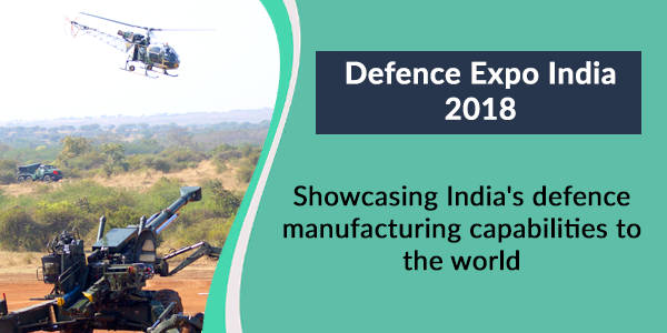 Defence Expo India 2018