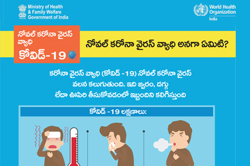 What is Novel Coronavirus -Telugu