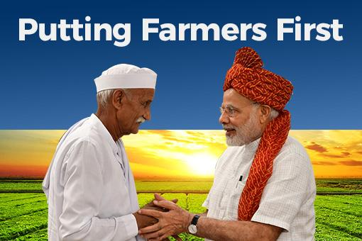 Putting Farmers First