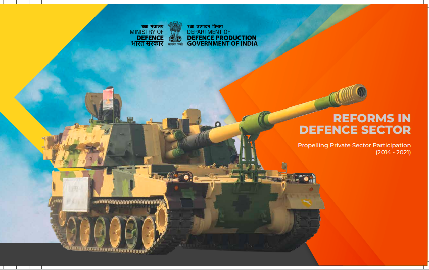 Private Participation in Defence Sector (MOD) -English