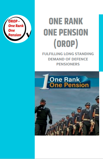 One Rank One Pension – English